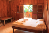 private double bed room with balcony 