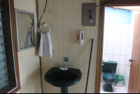 outdoor sink and bathroom curu 