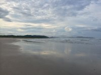 guiones low tide  - Costa Rica
