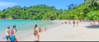 manuel antonio destination beach    - Costa Rica