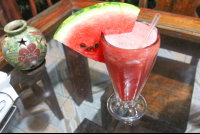 watermelon batido 