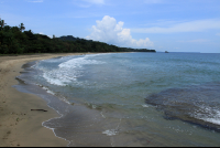 playa chiquita coast 