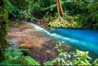 tenidero place where fresh water turns blue