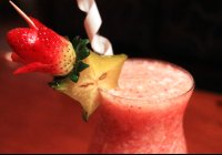 lemon zest strawberry colada 