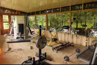 gym sueno azul