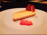 passion fruit key lime pie