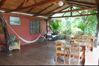 hammock and tables la cocina dona ana   - Costa Rica