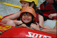 rios tropicales savegre river rafting smiles 
