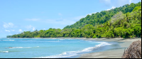heavenly beach hiking from sirena to la leona ranger station