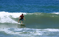 tortilla flats surfer   - Costa Rica