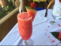 watermelon drink costacoral 