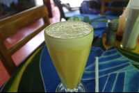 pineapple drink colochos 