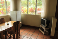 la foresta nature resort single bungalow kitchen 