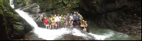 costa canyoning panorama group 