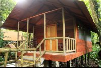 evergreen lodge cabins 