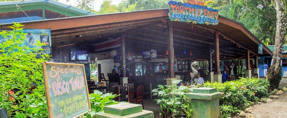 Tortilla Flats Restaurant