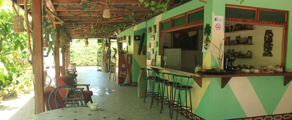 Casa Verde Cafe Costa Rica