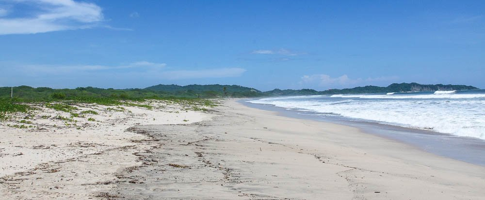 playa guiones stretch  - Costa Rica