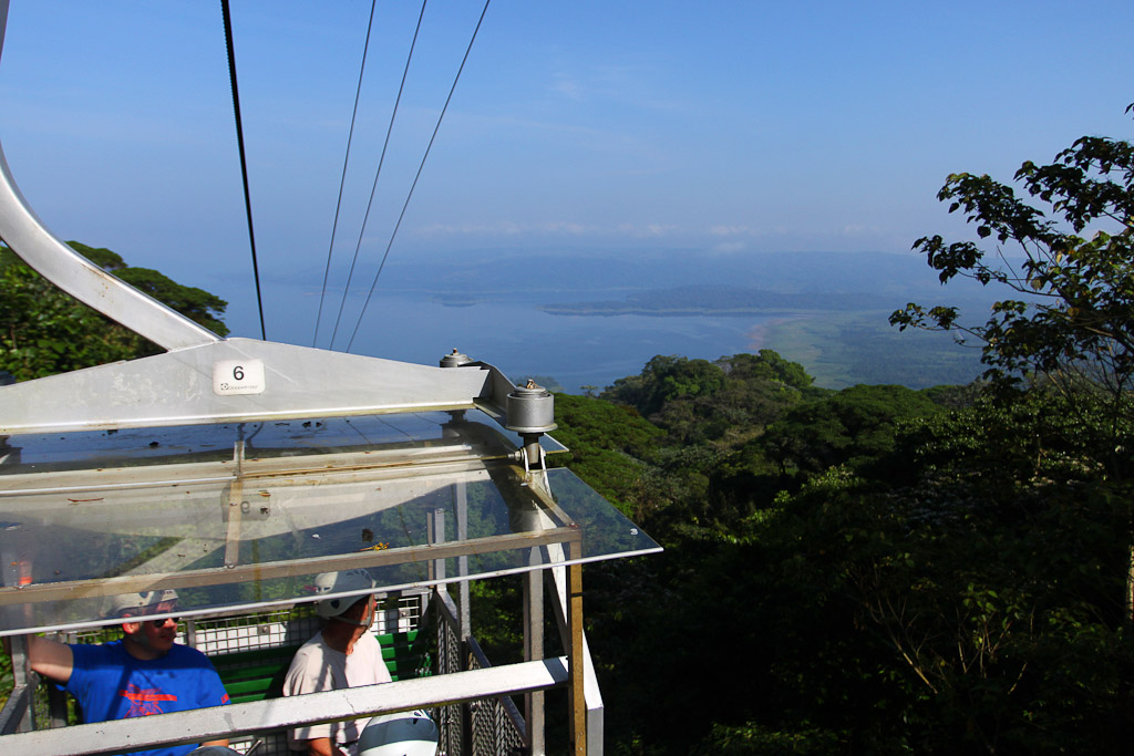skytrek gondola views 