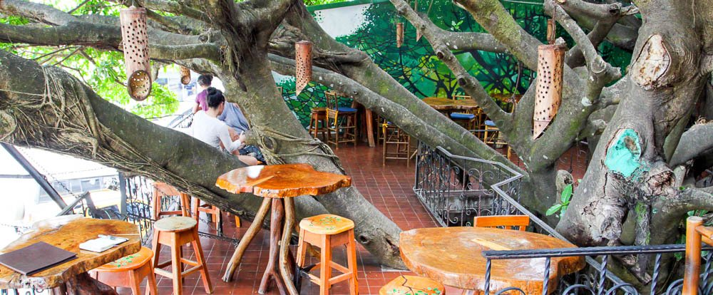 treehouse dining room 
