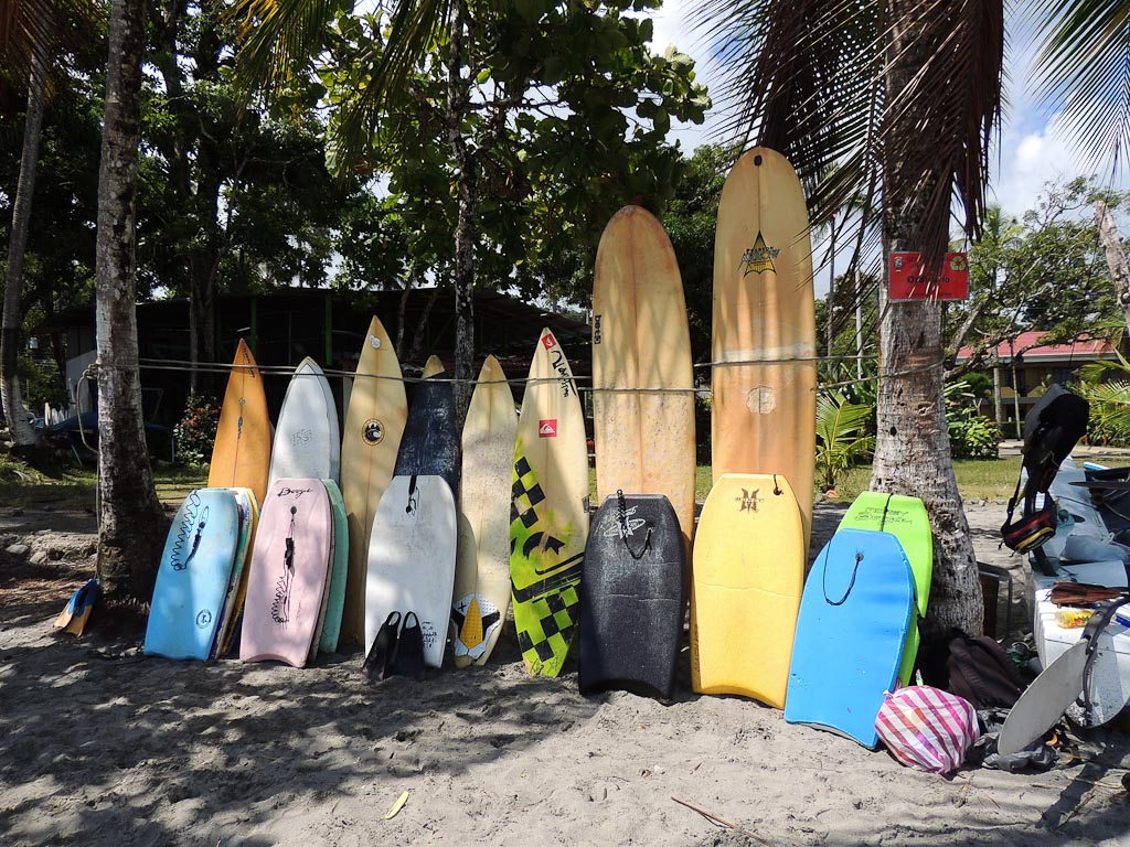 things to do manuel antonio beach surf rentals 