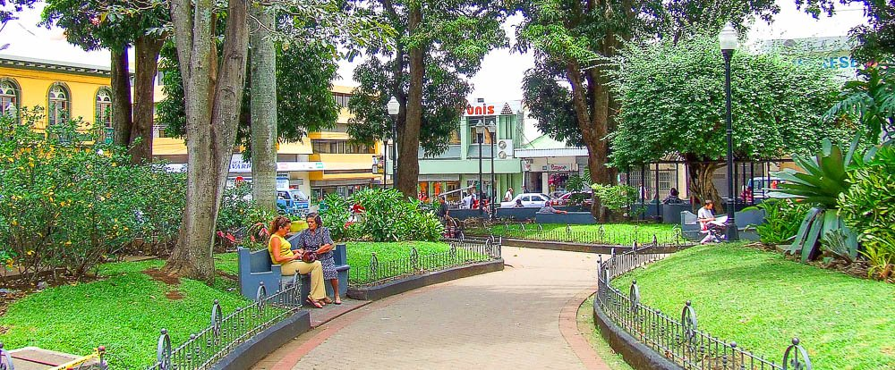 central park alajuela