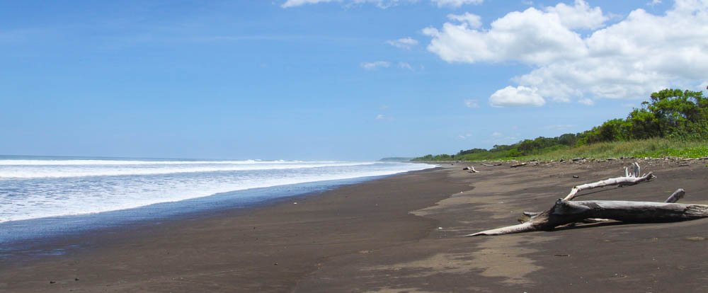 playa nosara stretch