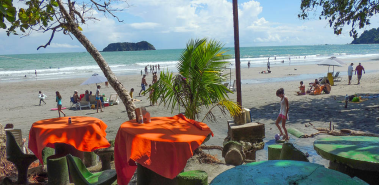 Balu's Beach Bar and Restaurant - Costa Rica