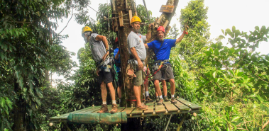 Canopy Safari Tour - Costa Rica