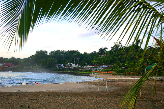 beachfront playa bonita
