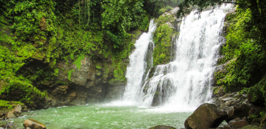 Five Best Waterfalls - Costa Rica