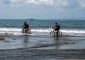 Bicycling along the Shore at Ballena National Marine Park