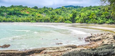 Pinuelas Beach - Costa Rica