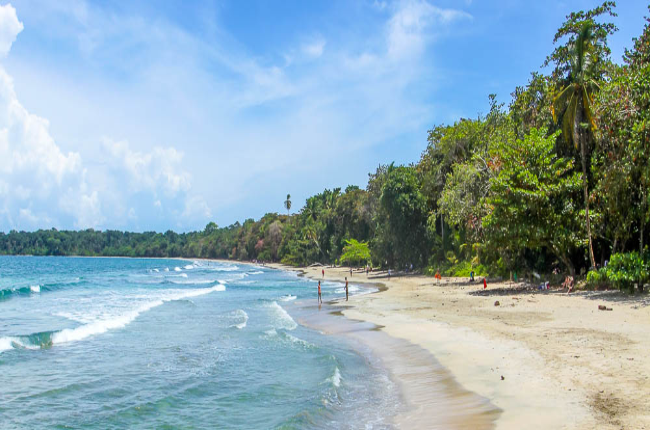 cahuita national park attraction page playa blanca 