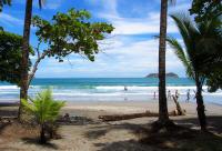 Espadilla Beach Manuel Antonio Beachfront Costa Rica