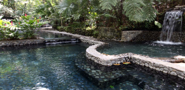 Hot Springs - Costa Rica