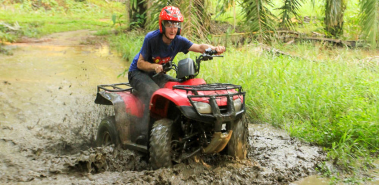 ATV Tour Manuel Antonio - Costa Rica