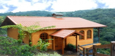 Waterfall Lodge in the Rain Forest - Ref: 0067 - Costa Rica