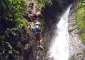 Waterfall Rappelling Arenal's Lost Canyon