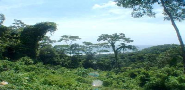 Ocean and Mountain View Parcel for Development - Costa Rica