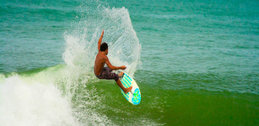 Caribbean surf spots and breaks - Costa Rica