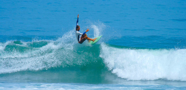 South Pacific surf spots and breaks - Costa Rica