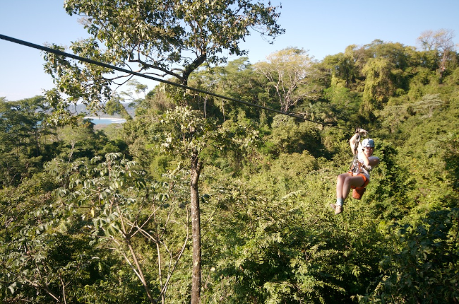 Related Destination. Mal Pais & Costa Rica - Canopy Tour Fun in Mal Pais
