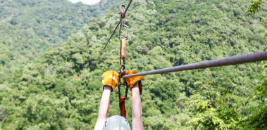 Miss Sky Canopy Tour - Costa Rica