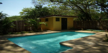 Cozy and Secure Home on the Beach - Ref: 0114 - Costa Rica