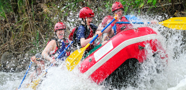 Whitewater Rafting - Costa Rica