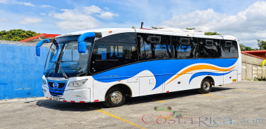 Hino Senior Coach 30 Seats - Costa Rica