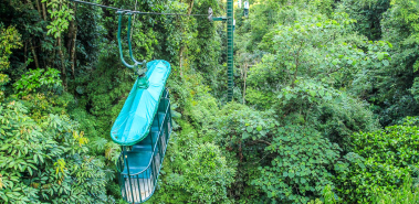 Aerial Trams - Costa Rica