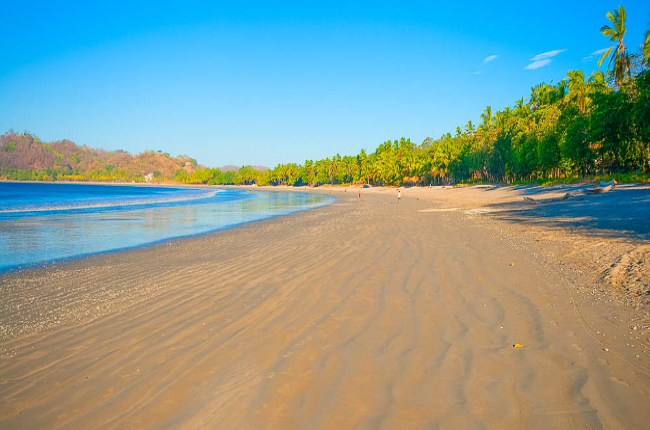 playa samara stretchright  - Costa Rica