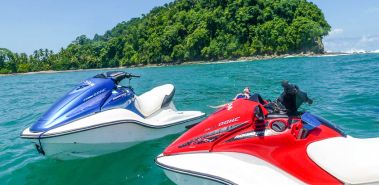 Jungle Coast Jets Waverunner - Costa Rica